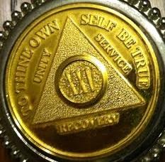 25 year medallion